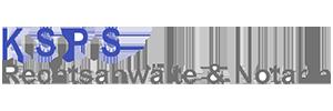 K-S-P-S Rechtsanwälte und Notarin Logo